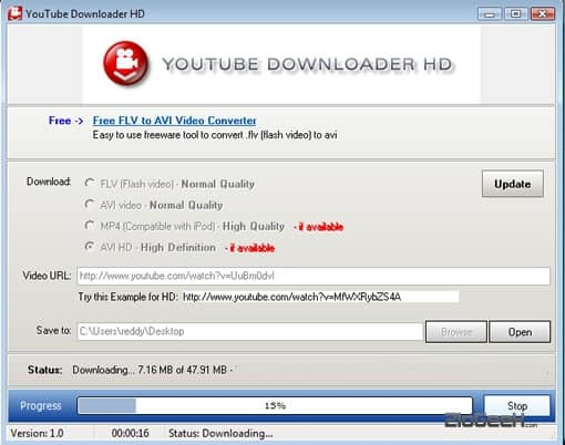 youtube 1080p download