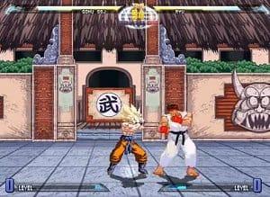 Dragon-Ball-vs-Street-Fighter-III
