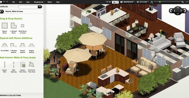 Autodesk homestyler il miglior programma gratuito per for Programma arredare casa