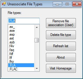 file associati