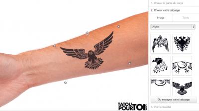 tester tatuaggi