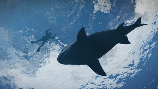 shark gta V