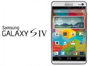 galaxy S IV