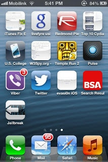 iPhone Jailbreak Untethered