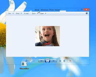 attivare trasparenza windows 8