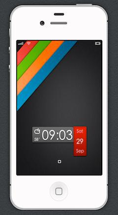 LS Lyra per iPhone 5: Coming Up