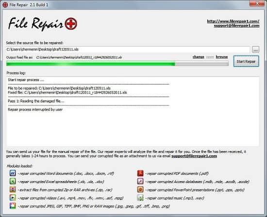 file repair windows