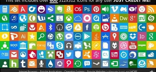 metro icon windows 8