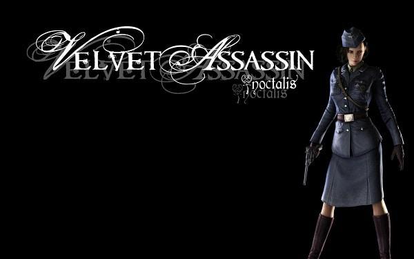 Violet Summer (Velvet Assassin)
