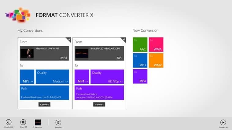audio video converter 8