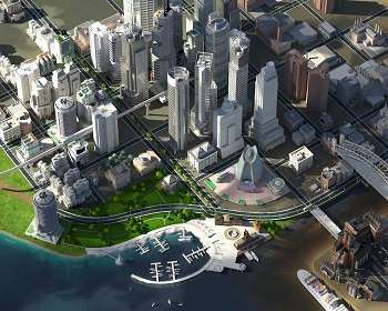 gameplay sim city 2013 pc
