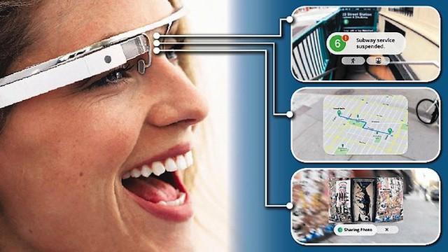 occhiali google