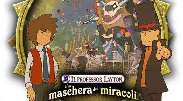 Professor Layton e la Maschera dei Miracoli
