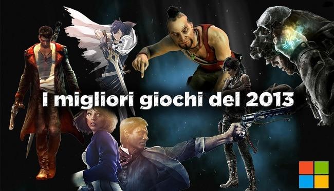 giochi 2013
