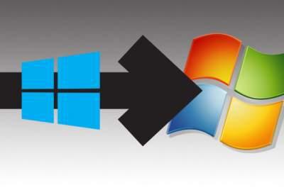 downgrade windows 8 pro