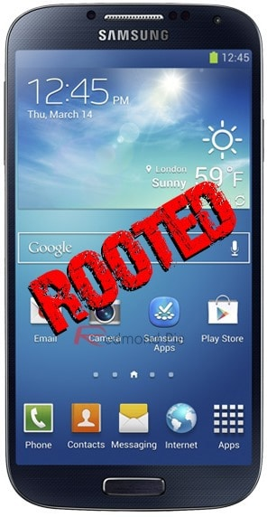 S4 galaxy root