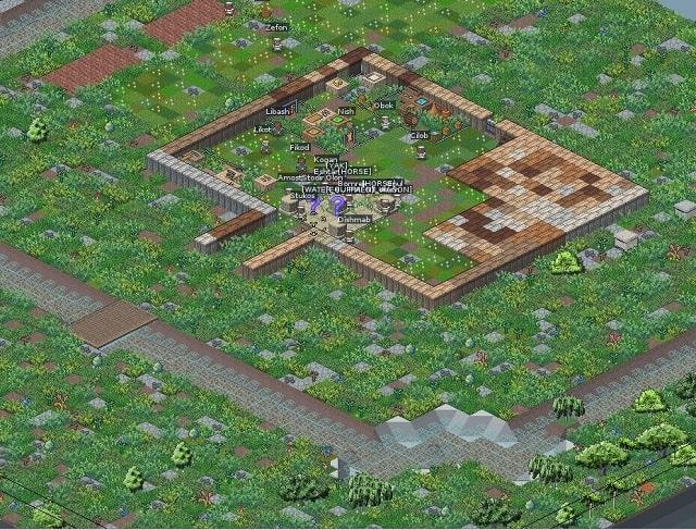 giochi simili minecraft