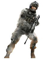 Call of Duty soldato