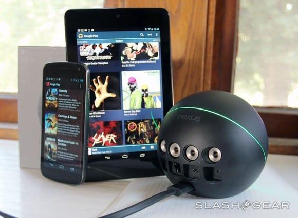 google e console