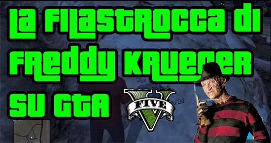 GTA V Segreti - Freddy Krueger (Nightmare)