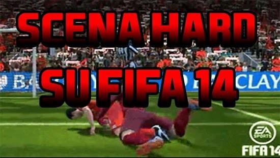 "FIFA 14 é un pò ""Hard"""