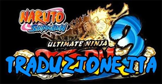 TRADUZIONE ITA Naruto Shippuden 3 - Full Burst PC