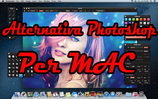Alternativa a Photoshop su MAC