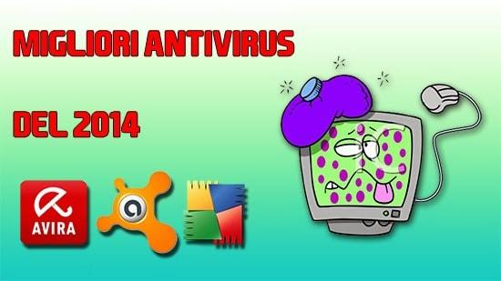 Migliori Antivirus GRATIS del 2014