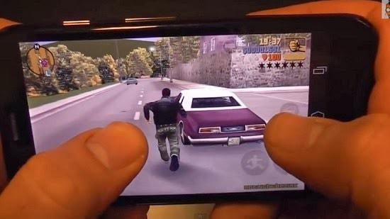 motorola moto g gameplay giochi