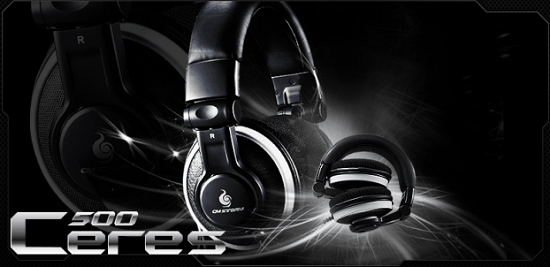 CM Storm Ceres 500 - Headset per PS4 e Xbox One