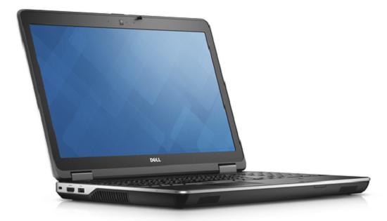 Una bestia portatile - Dell Precision M2800