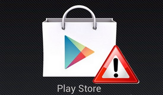 errori play store android