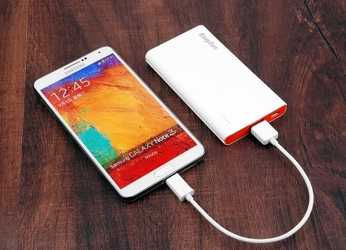 batteria esterna portatile usb