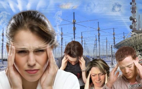 wifi e mal di testa