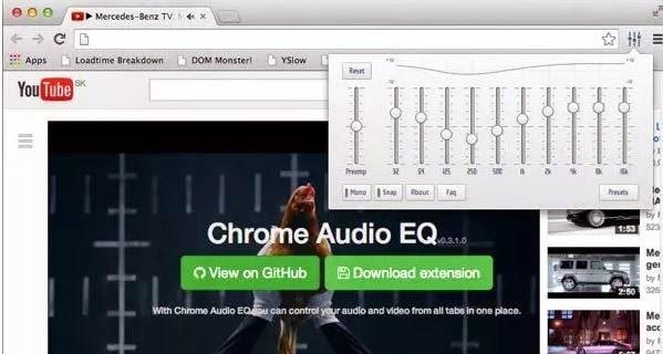 migliorare qualita audio youtube