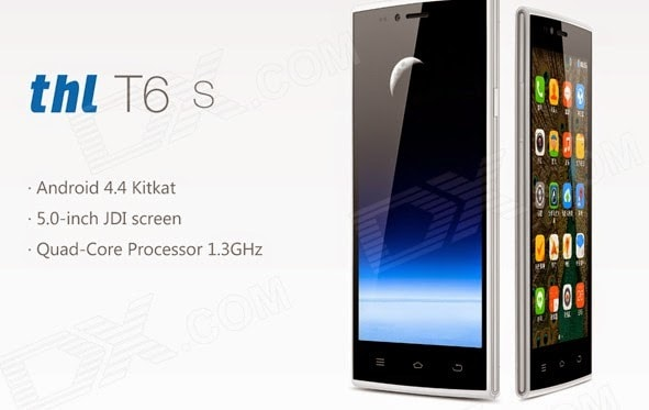 thl t6 android