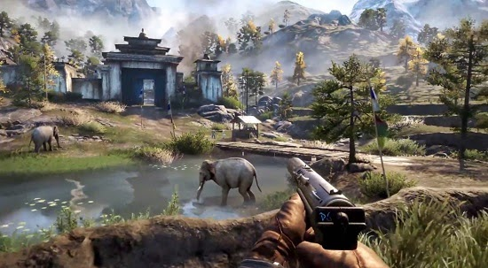 far cry 4 fps bassi