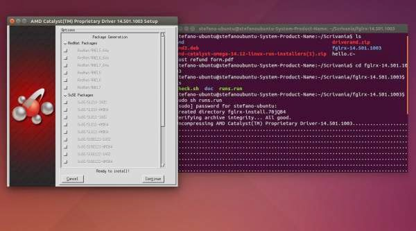 driver amd ubuntu linux