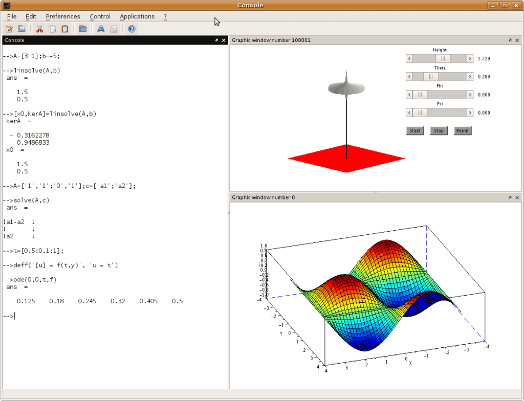alternative matlab