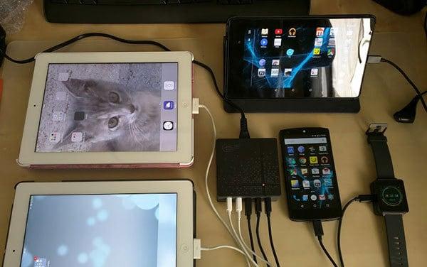 Arctic smartcharger