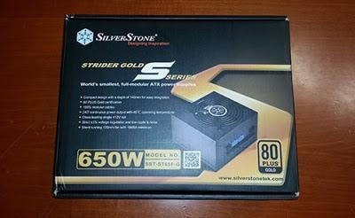 SilverStone  StriderGold