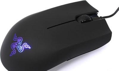 mouse simmetrico