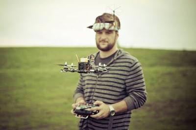 norme droni