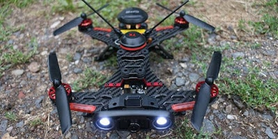 drone racing 250