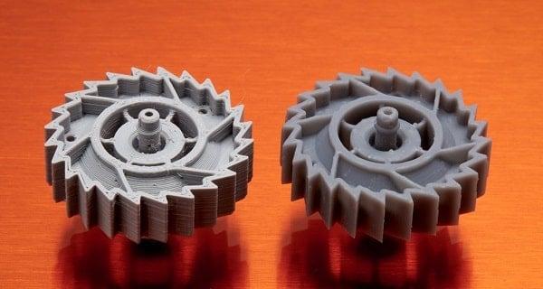 stampante resina 3d vs filamento