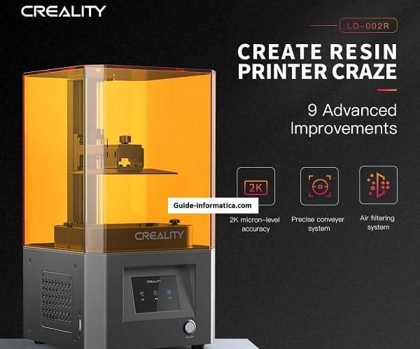 CREALITY-3D-LD-002R