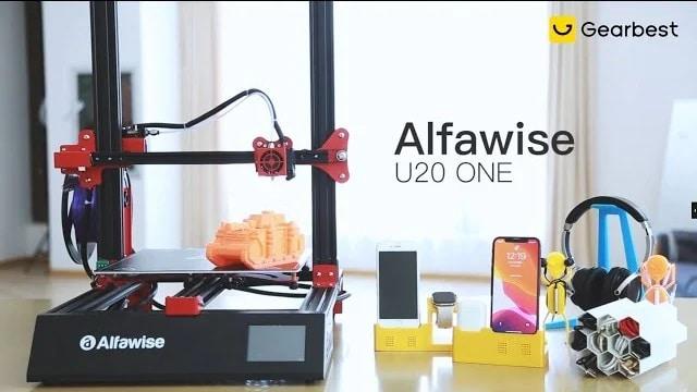 stampante 3d alfawise