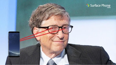 bill gates smartphone