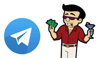 guadagnare su telegram