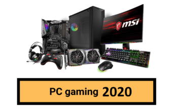 pc gaming 2020